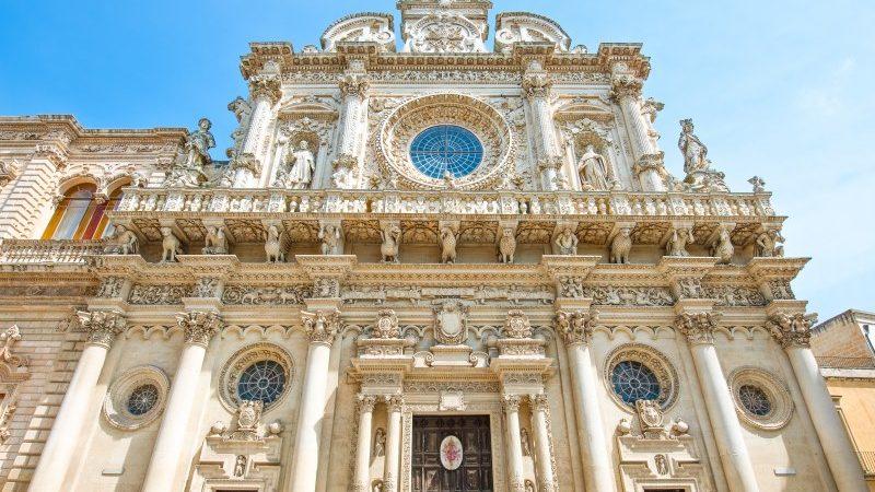 Vacanza vicino Lecce? Ecco cosa vedere nel capoluogo e dintorni